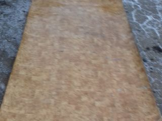 Линолиум бу,шторка ковровая
