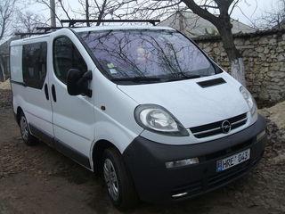 Opel Vivaro 1,9 Cdti