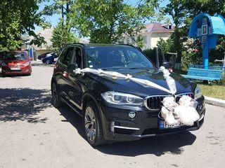 BMW X5 Транспорт для торжеств Transport pentru ceremonie