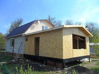 Cип панели от производителя для строительства домов и сооружений.