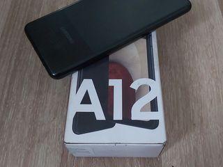 Samsung Galați A 12 4/64 Gb, în stare ideală +Garanție