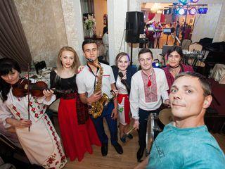 Formatia lu evgheni nicolaev - muzica la petreceri + moderatoare (priviti lucrarile noastre)
