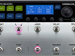Вокальный процессор  - tc helicon voice live-3.