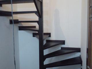 scari din lemn natural. scarile din poze sunt lucrari personale