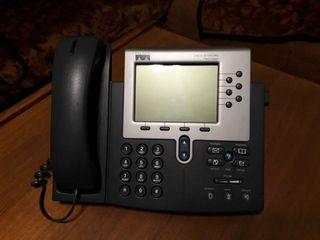 Продаются Cisco IP Phone 7960 series, незаменимая вещь для кол центров и общения через интернет