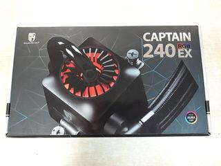 """Новый DEEPCOOL Liquid Cooler  """"CAPTAIN 240 EX RGB"""""""