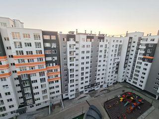 Oferta la cheie! Apartament 1-camera 44.1mp, bloc nou, reparatie zona verde Telecentru