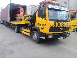 Evacuator Chisinau / Evacuator Moldova