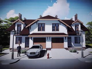 Vind casa noua in zona centrala