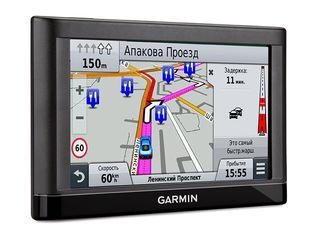 Garmin Nuvi 50LM - все карты установлены