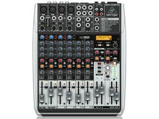 Mixer analogic Behringer Xenyx QX1202USB. livrare în toată Moldova,plata la primire