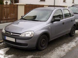 Piese auto  opel Astra -h. Zafira -a -b   combo-C  corsa-c Meriva vektra-c signup