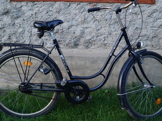 Biciclete din Germania.