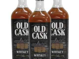 Vind old cask (whiskey)