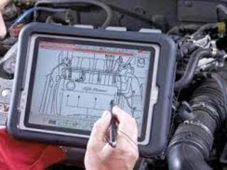 Компьютерная диагностика автомобилей с выездом и заводим мотор с Официальными программами.