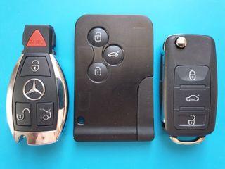 Chei auto cu cip. Lacate. Авто ключи с чипом, замки.