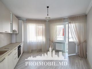 MallDova ! 2 camere + living, 57 mp - priveliște minunată