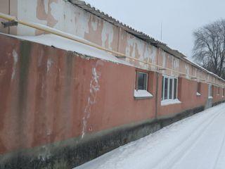 Срочно продам производственные помещения в Рыбница ул.Чернышевского - здание мини-пекарни. Торг!