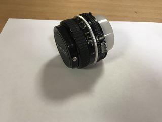 Nikon Nikkor 50 mm 1:1.8
