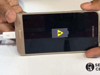 Samsung Galaxy J3 2016 (J320) Не держит батарея, заменим без потерей!