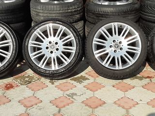 Диски R-18 Mercedes Sport paket с резиной