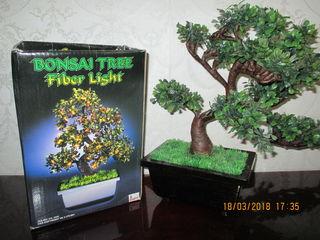 Вазон -сувенир с подсветкой