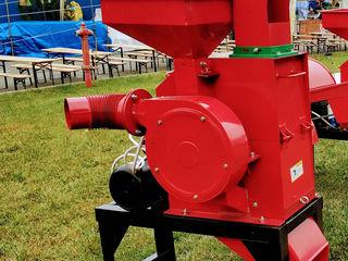 Tocator de furaje si cereale Ms-400-24 turbina , 3.7 kw, 220 W,1000 kg/ora- 12200 lei- Flexmag.md
