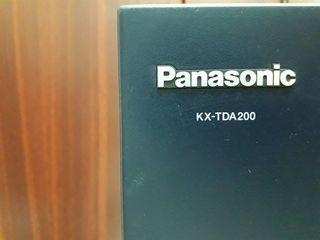 Цифровая гибридная IP-АТС Panasonic KX-TDA200