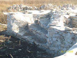 Urgent vindem lot de teren cu temelie