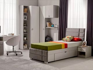 Dormitor Ambianta Amigo Gri 2 în Moldova !