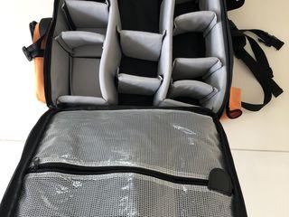 Хороший качественный рюкзак! Очень вместительный! состояние 10 из 10 почти новый!