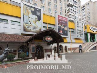 Chirie sp. comercial! bd. Moscova, prima linie, 330 mp, preț negociabil!
