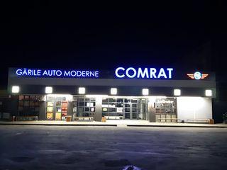 Аренда коммерческих помещений на Автовокзале Комрат. Chirie spatiile comerciale la Autogara Comrat.
