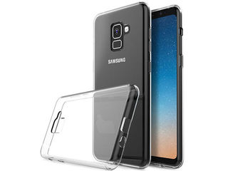 Samsung Galaxy A8 2018, A8 Plus 2018 - чехол