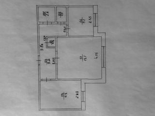 """Apartament cu 2 odai, etal 1 din 9, Ungheni cartierul Tineretii,  in spate la gradinita ,,Licurici"""","""
