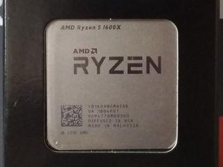 Новый шестиядерный AMD Ryzen 5 1600X