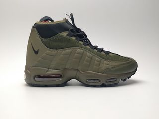Nike air max 95 wntr green