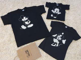 Set superb nou de maiouri Mickey Mouse