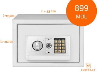 Vânzare Safeu cu 2 rafturi,  35x25cm la Preț de doar 899 lei