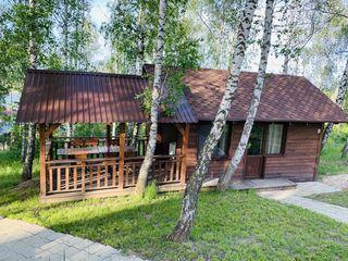 Case din lemn și foișoare
