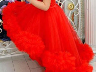 Нарядные платья для девочек (прокат, chirie)