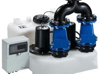 Канализационная насосная установка Grundfos lcd 109 /Канализация/ насос