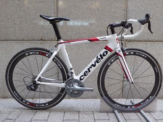 Cervelo S2 Carbon Aero Road Bike Shinamo 54cm