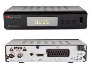 Ресиверы DVB-T2 H.265 для цифрового ТВ. Receptoare DVB-T2 H.265 Televiziune Digitală.
