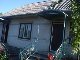 Продаем небольшой дом 43м2 в Чореску на 7,59 сот. земли