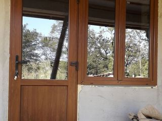 Geamuri si Usi PVC pentru Casa si Apartament. Окна и двери ПВХ.