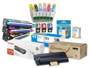 Картриджи на все лаззерные и струйные принтера ! Доставка ! HP, Samsung , Canon.