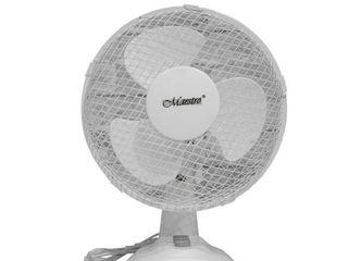 Настольный вентилятор Maestro MR-903 original/Livrare/Ventilator de masa/Garanție/270 lei