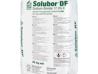 Solubor DF (17,5% самым высоким содержанием бора) – Изготовлено во Франции