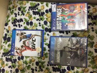 Диски игры для PS4 - Sony Playstation 4